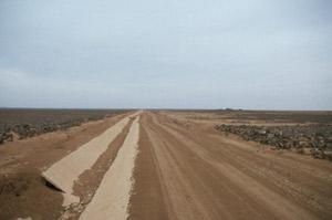 """Auf der Suche nach dem """"direkten"""" Weg Richtung Palmyra ..."""