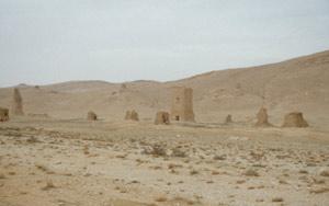 Palmyra - im Tal der Gräber