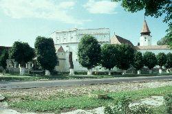 Die ev. Kirchenburg Tartlau