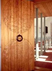 Kirchtürnachbildung aus dem12. Jahrhundert