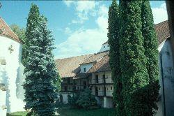 Der Innenringhof