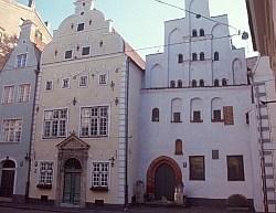 1940_Riga_Die_drei_Brueder