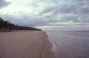 "Kap Kilkasrag, das ""Nordkapp"" von Lettland"