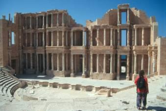 Sabrata Libyen
