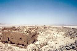 Festung Qalat el Jundi auf Sinai