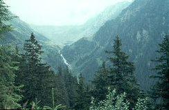 Im Muntril Fagaras Gebirge