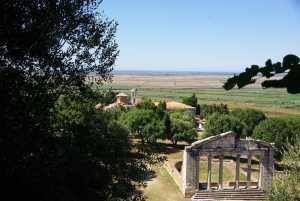 römische Anlage mit...