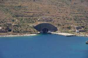 U-Boot-Bunker - ohne Besichtigungsmöglichkeit.