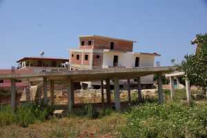 Ksamil - kein modernes Baukonzept...
