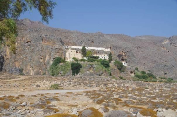 Kloster Moni Kapsa