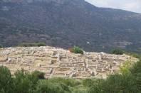 Ausgrabungsstätte auf der Süd-Nord-Verbindungsstrecke