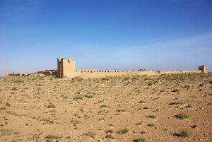 Das Fort Aoreora...