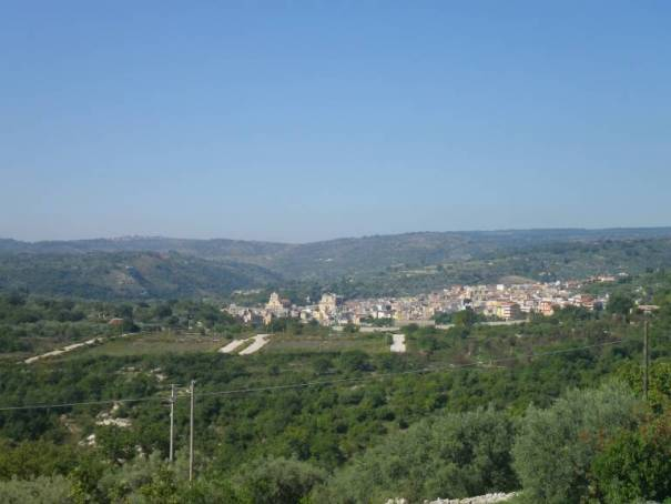 Ort auf Sizilien