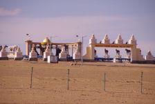 ...das vom Dalai Lama eingeweiht wurde...
