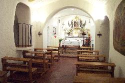 In der Höhlenkirche