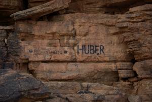 ...und Huber war auch hier.