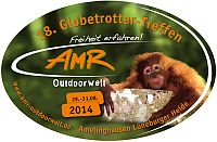 AMR-Treffen-Aufkleber 2014