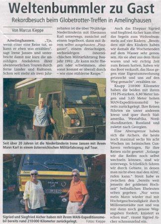Allgemeine Zeitung 2015
