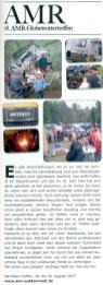Bericht im Allradler 2014