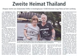 Landeszeitung Lueneburg 2015