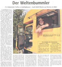 Landeszeitung Lueneburg 2011