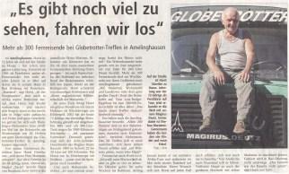 Landeszeitung Lueneburg 2008