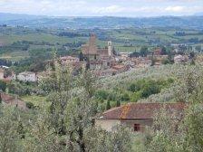In Vinci - in der Toscana...