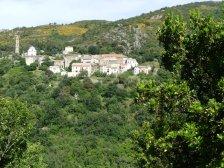 Pive, eine typische Ortschaft dieser Gegend