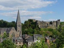 La Roche in den Ardennen...