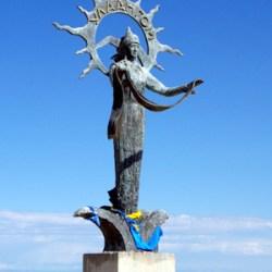 Ulaangom_Statue
