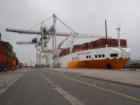 Unser Schiff - sie heißt...
