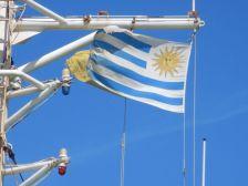 In den Hoheitsgewässern von Uruguay