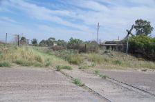 ...suchen wir uns über Jose B. Casas, das an einer stillgelegten Bahnstrecke liegt,...