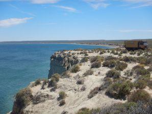 Am Punta Ameghino...