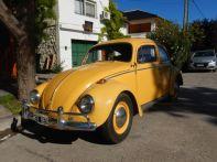 Immer noch aktiv - der VW Käfer