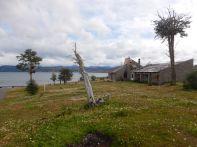 Das ehemalige kleine Hotel am See war wohl bis Ende der 90iger in Betrieb.
