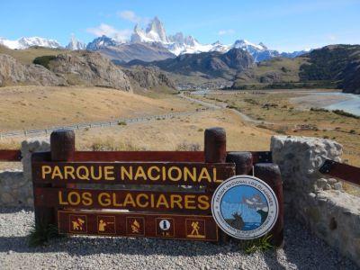El Chaltén und der Nationalpark sind unser nächstes Ziel