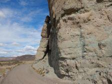 """…denn die """"Rüssel""""-Felsen sind doch anlehnungsbedürftig."""