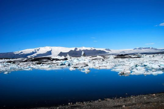 Jökulsárlón gletsjerlagune