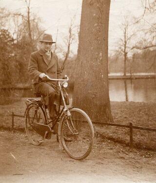 sepeda asli