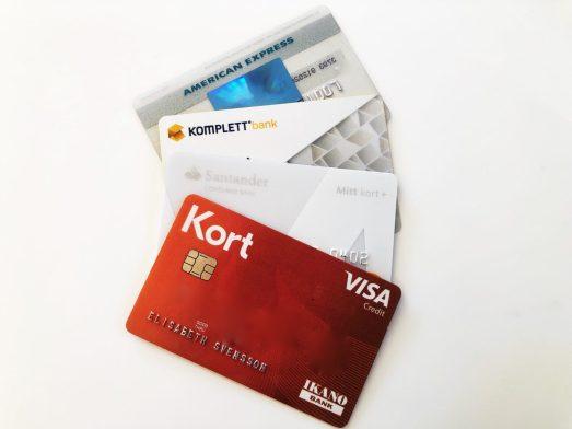Bästa kreditkortet 2019 @RikaKvinnor.se
