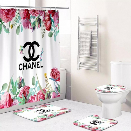 chanel 4 in 1 bathroom sets wi order from rikeys faster and cheaper