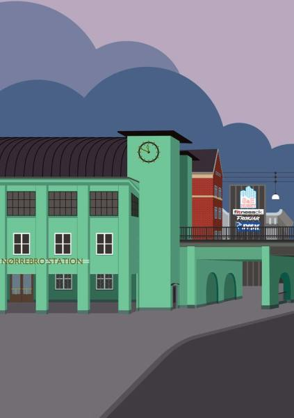 Nørrebro Station
