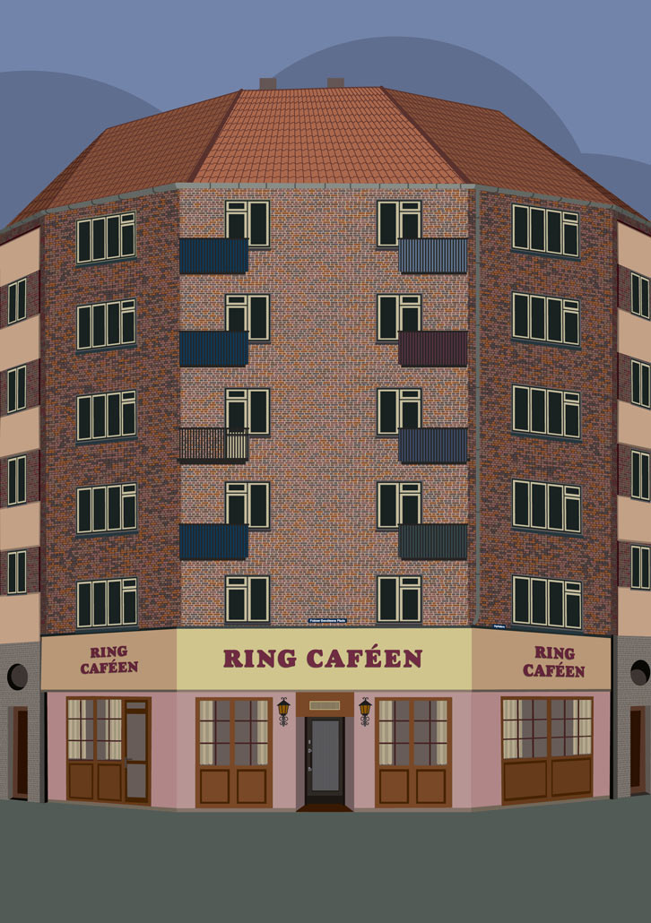 Ring Cafeen