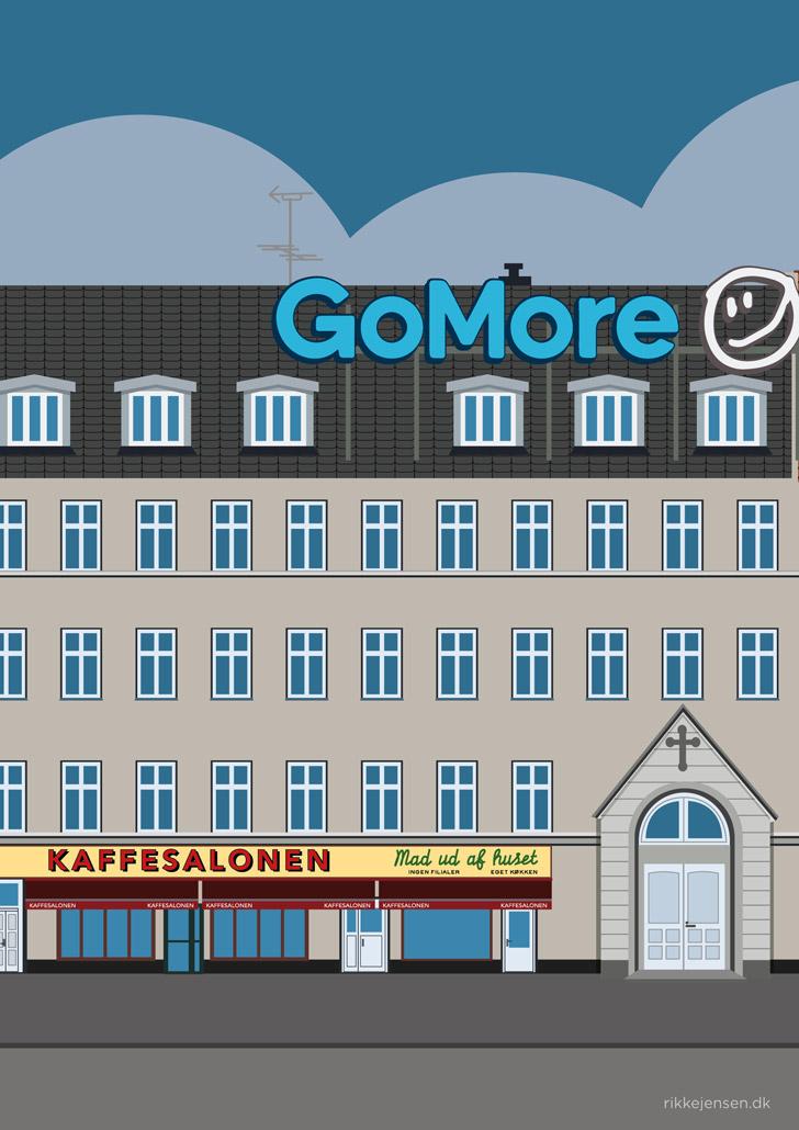 Kaffesalonen Gomore