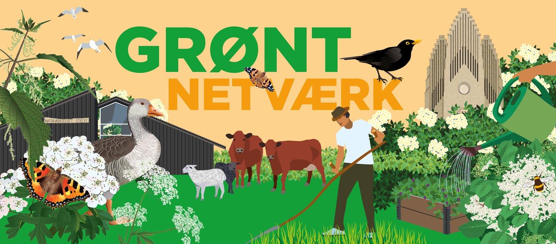 Grønt Netværk Facebookcover
