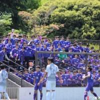 【サッカー部】2021年度スローガンが決定「持ち味である団結力を…」
