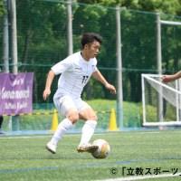 【サッカー部】DF陣の体を張った守り、しかし好機を生かせずスコアレスドロー
