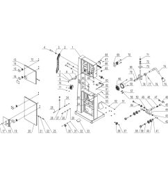 available part diagram assemblies frame assembly sheet a table assembly sheet b  [ 1000 x 1000 Pixel ]