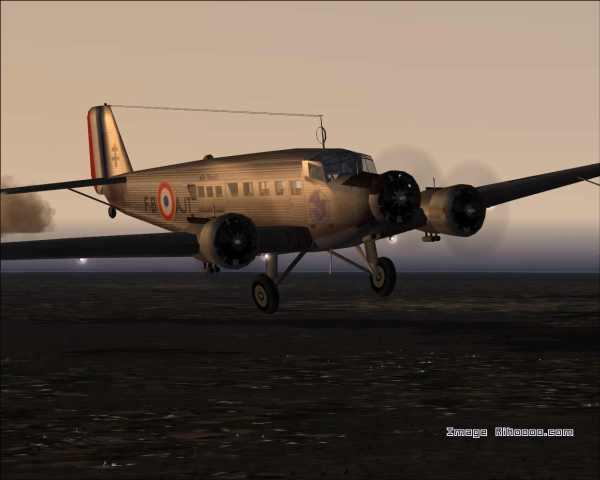 Fsx Ju 52 - Year of Clean Water